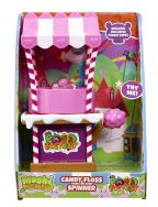 Moshi Monsters Food Factory Candy Floss Spinner Machine